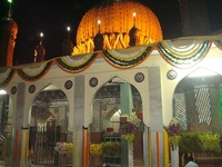 Shrine At Night [Posted By - Parvez Sheikh]