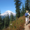 Shriner Peak Trail