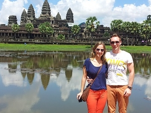 Siem Reap - Phnom Pehn 5 Days
