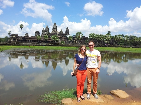 Siem Reap - Phnom Pehn 5 Days Photos