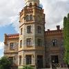 Ruinas del castillo de Sigulda