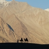 Silhouette Nubra Valley
