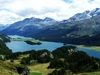 Sils Im Engadinsegl   Sils And Lake Sils