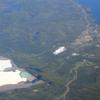 Silver Bay Minnesota Aerial