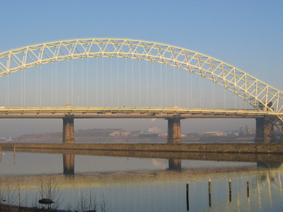 Silver  Jubilee  Bridge