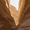 Sinai Desert Colored Canyon