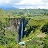 Sipiso-Piso Waterfall - Sumatra