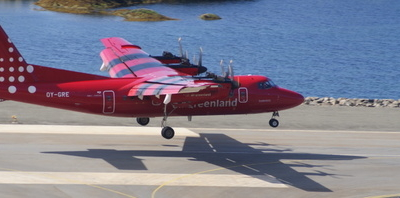 The Four-engine DHC-7