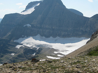 Siyeh Glacier