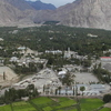 Skardu Town As Seen From The Skardu Fort