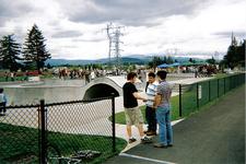 Skate-Boarding In Vancouver WA