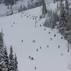 Skiing In Snowbird