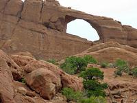 Skyline Arch Trail