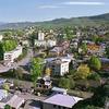 Skyline Of Akhaltsikhe