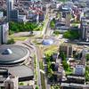 Skyline Of Katowice
