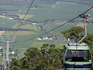 Skyrail Rainforest Cableway Day Trip from Cairns Photos