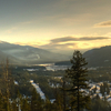 Slocan City Skyline
