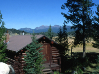 Slough Creek Patrol Cabins