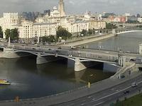 Smolensky Metro Bridge