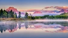 Snake River In Wyoming