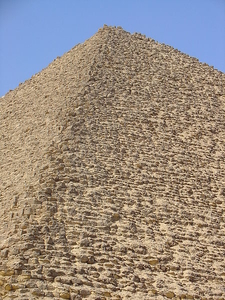 Snofru's Red Pyramid In Dahshur