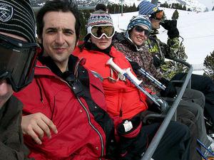 Snowboard group lessons Grand Valira Photos