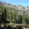 Snyder Lake - Glacier - Montana - USA