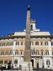 Solare - Piazza Di Montecitorio - Rome - Italy