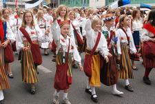 Song & Dance Festival Parade, Estonia