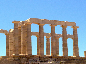 Sounio Tour Photos