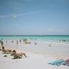 South Beach Crowd - Miami FL