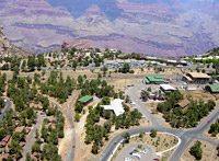 South Rim - Grand Canyon Village - USA