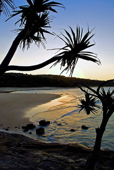 South Stradbroke Island