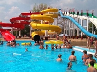 Spa and Aquapark of Kecskemét