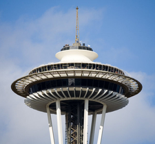 Space Needle Top