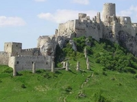 Levoca Spis Castle