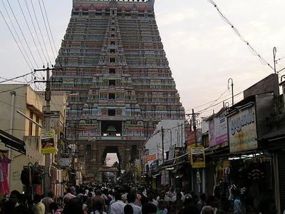 Srirangam Temple Vaikunta