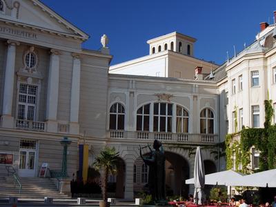 Stadttheater, Baden