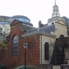 Exterior Of St Ann And St Agnes Church