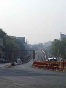Starting Point Of Buldi Flyover