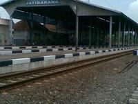 Jatibarang Station