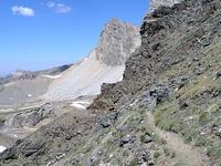 Static Peak Divide Trail