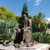 Statue Chef Hosea Kutako - Windhoek Namibia