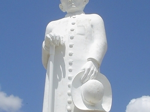 Statue of Father Cícero