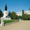 Statue Of Istvan Bocskai-Hajdúböszörmény