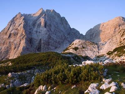 Stenar Peak - Julian Alps