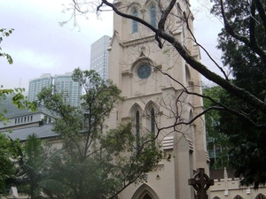 Hong Kong St. John's Cathedral