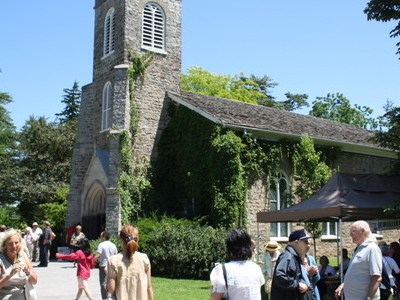 St Marks Church Niagara On The Lake