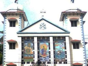 St. Marys Syro-Malabar Catholic Cathedral Basilica