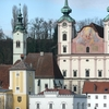 St. Michael Baroque Church-Steyr, Austria